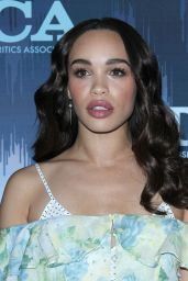 Cleopatra Coleman – FOX Winter TCA All Star Party in Pasadena, CA 01/11/ 2017