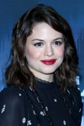 Conor Leslie – FOX Winter TCA All Star Party in Pasadena, CA 01/11/ 2017