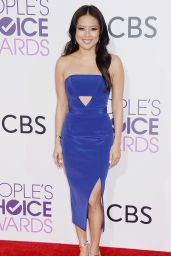 Cristine Cole – People's Choice Awards in Los Angeles 1/18/ 2017
