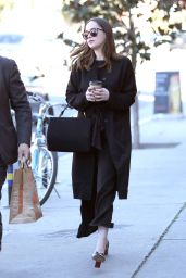 Dakota Johnson - Out in West Hollywood 1/27/ 2017