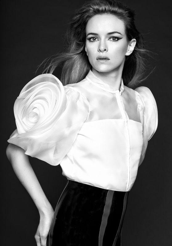 Danielle Panabaker - VULKAN Magazine December 2016