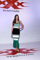 Deepika Padukone - XXX: The Return of Xander Cage Photocall in Mexico City 1/5/ 2017