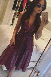Demi Lovato - Social Media Pics, January 2016