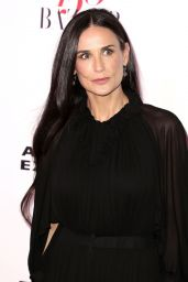 Demi Moore – Harper's Bazaar 150 Most Fashionable Woman Cocktail Party in LA 1/27/ 2017