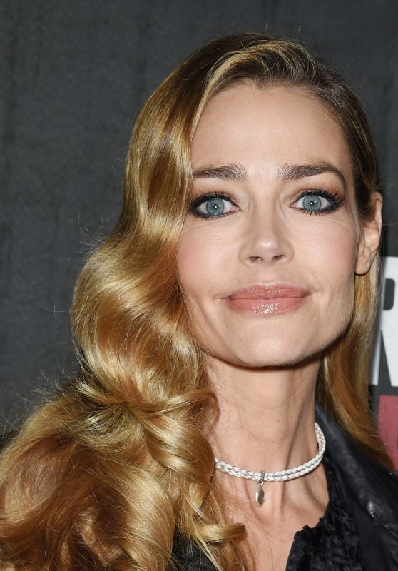 Denise Richards American Violence Premiere In