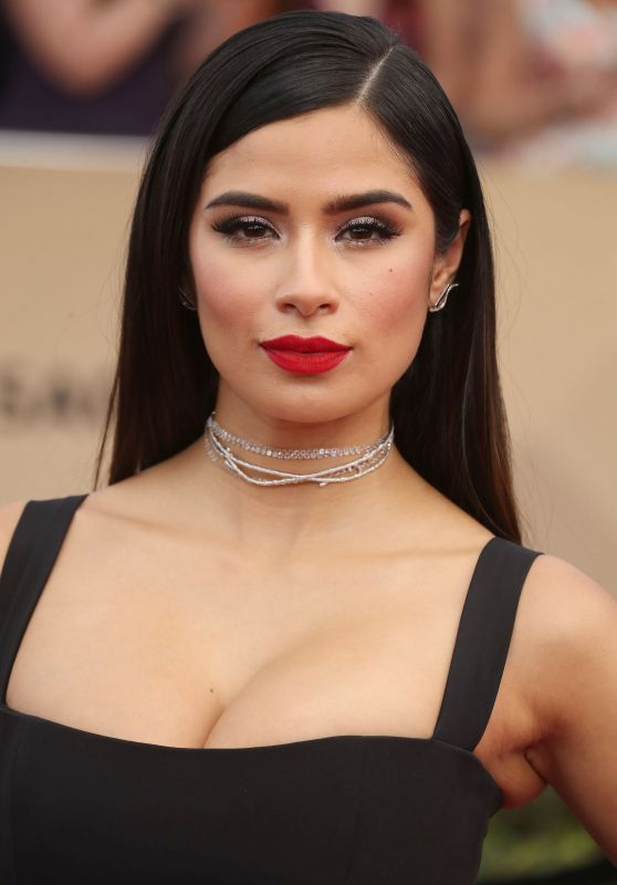 Diane Guerrero – SAG Awards in Los Angeles 1/29/ 2017