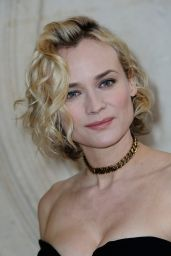Diane Kruger - Christian Dior Fashion Show Haute-Couture Spring/Summer 2017 in Paris 1/23/ 2017