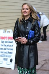 Dianna Agron - Out During the 2017 Sundance Film Festival in Park City