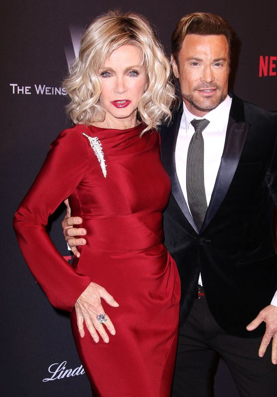Donna Mills – Weinstein Company And Netflix Golden Globes After Party in LA 1/8/ 2017