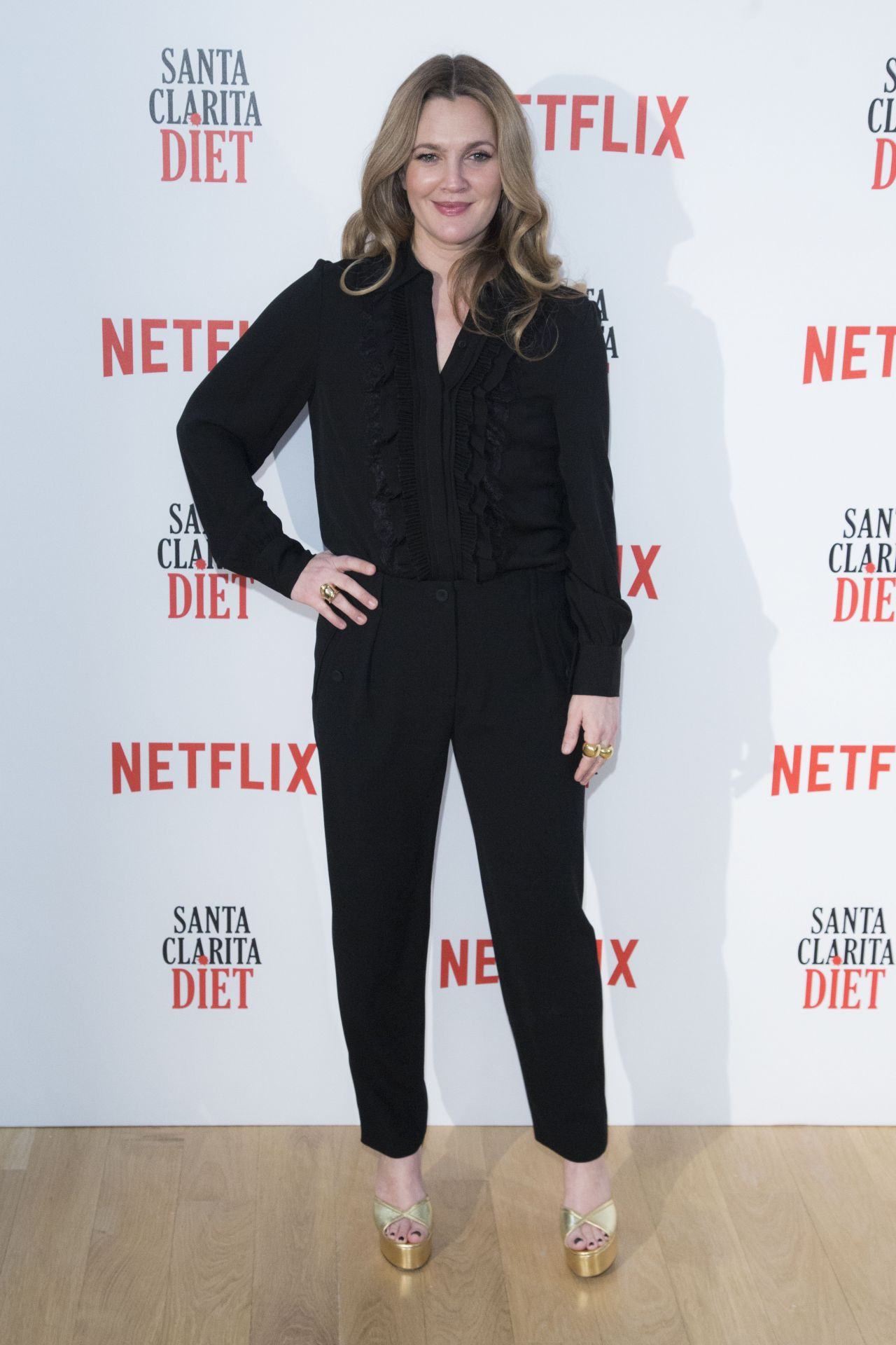 Inside The 'Santa Clarita Diet Season 3' LA Premiere [Photos]