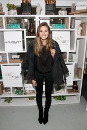 Elizabeth Olsen - Alex & Ani Host ROCK4EB! With Sting and Chris Cornell in Malibu 1/14/ 2017