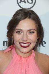 Elizabeth Olsen – Marie Claire's Image Maker Awards in West Hollywood 1/10/ 2017
