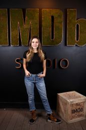 Elizabeth Olsen - The IMDb Studio Portrait at 2017 Sundance Film Festival