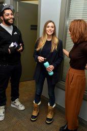 Elizabeth Olsen - Variety Studio at Sundance Film Festival in Park City 1/21/ 2017