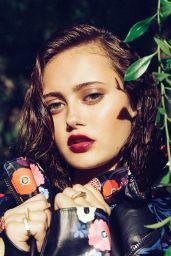 Ella Purnell - Malibu Magazine 2016