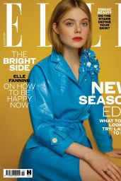 Elle Fanning – ELLE Magazine UK February 2017 Issue