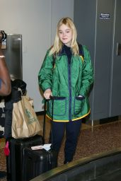 Elle Fanning in Park City, Utah 1/22/ 2017