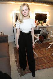 Elle Fanning - Sundance Film Festival AT&T in Park City, 01/23/ 2017
