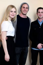 Elle Fanning - Sundance Portraits at the WireImage Portrait Studio - Park City 1/23/ 2017