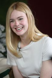 Elle Fanning - The Vulture Spot Presented By Tidal at Rock Reilly