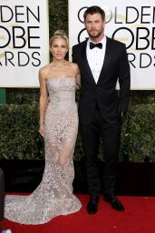 Elsa Pataky – Golden Globe Awards in Beverly Hills 01/08/ 2017