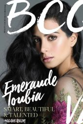 Emeraude Toubia - BCG Magazine January 2017 Cover