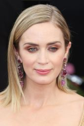 Emily Blunt – SAG Awards in Los Angeles 1/29/ 2017