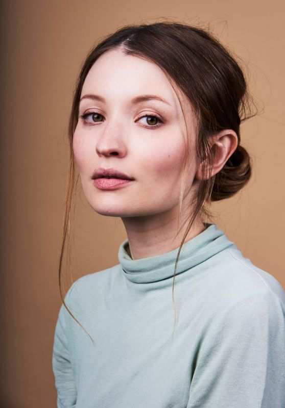 Emily Browning - DeadlinePhotoshoot (2017)