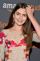 Emily Robinson – The Amazon Studios Golden Globes Party in Beverly Hills 1/8/ 2017