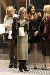 Emma Roberts - Attends Cade Hudson