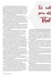 Emma Stone - Desert Magazine January 2017 Issue