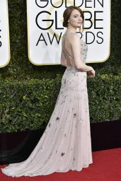 Emma Stone – Golden Globe Awards in Beverly Hills 01/08/ 2017