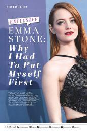 Emma Stone - Look Magazine UK January 23, 2017 Issue