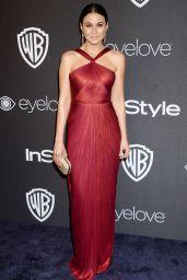 Emmanuelle Chriqui – InStyle and Warner Bros Golden Globes After Party 1/8/ 2017