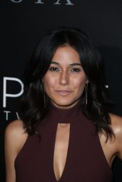 Emmanuelle Chriqui - The Space Between Us Premiere in Los Angeles 1/17/ 2017