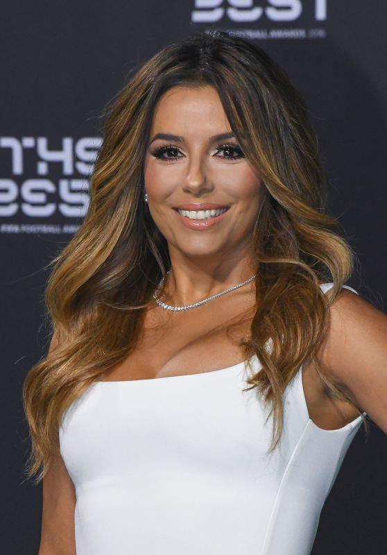 Eva Longoria - FIFA Football Awards 1/9/ 2017