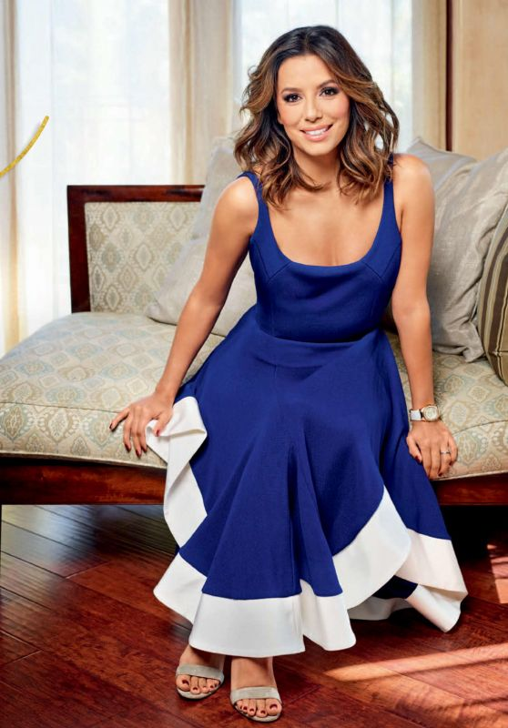 Eva Longoria - Good Housekeeping South Africa February 2017 Issue