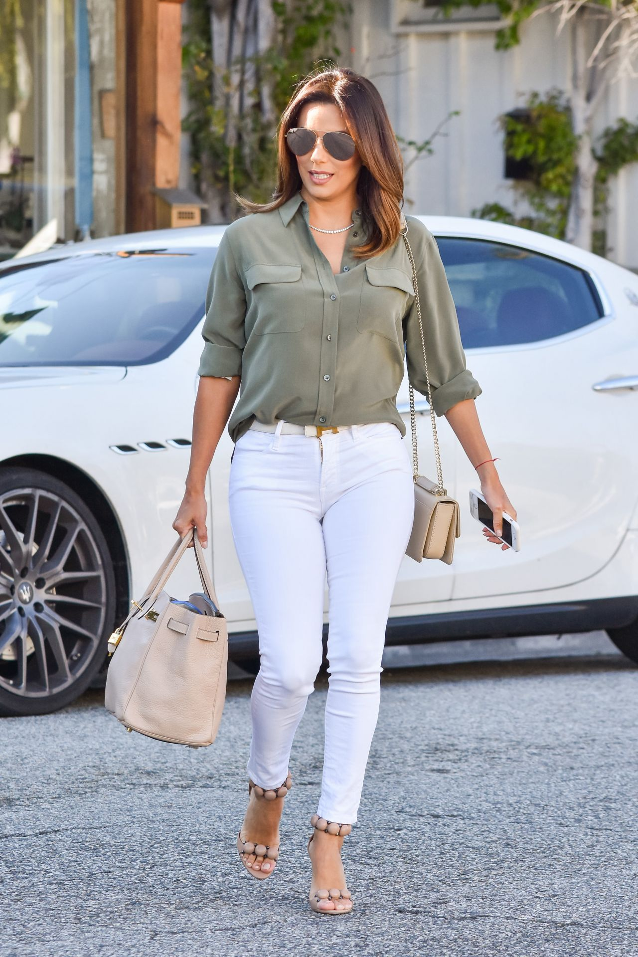 Eva Longoria Style Out In Los Angeles 1 25 2017