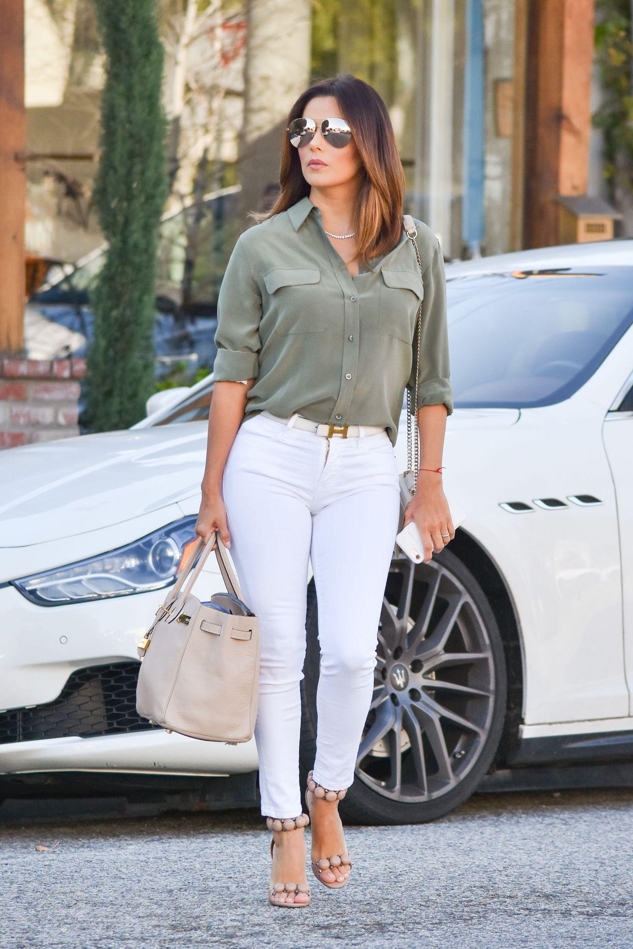 Eva Longoria Style - O... Eva Longoria Pregnant