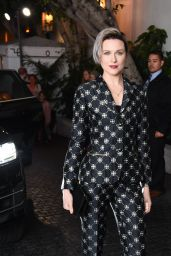 Evan Rachel Wood – W Magazine Pre Golden Globe Party in LA 1/5/ 2017