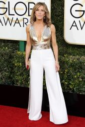 Felicity Huffman – Golden Globe Awards in Beverly Hills 01/08/ 2017