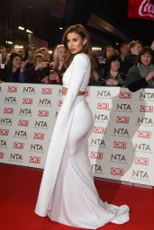 Ferne McCann – National Television Awards in London 1/25/ 2017