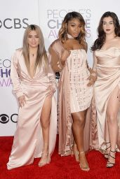 Fifth Harmony – People's Choice Awards in Los Angeles 1/18/ 2017