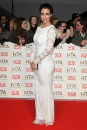 Gemma Atkinson – National Television Awards in London 1/25/ 2017