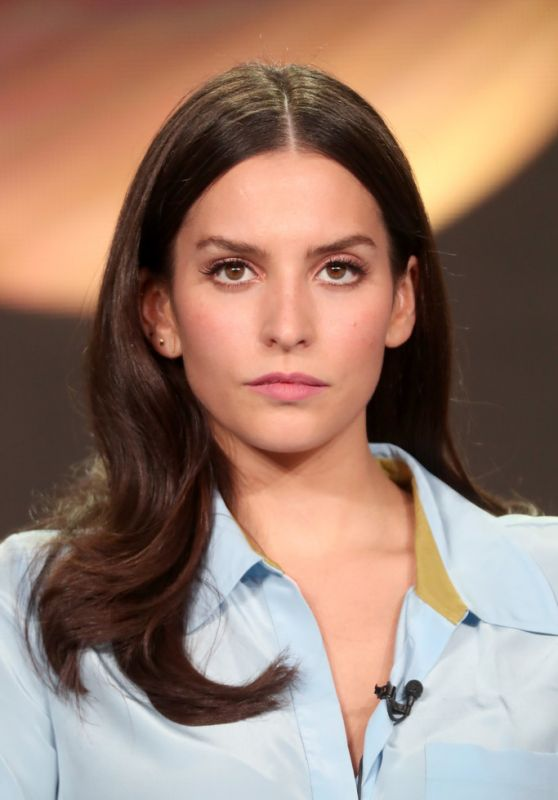 Genesis Rodriguez - 2017 Winter TCA Tour Panel for Time After Time