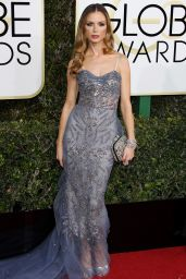 Georgina Chapman – Golden Globe Awards in Beverly Hills 01/08/ 2017