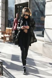 Gigi Hadid - Out in NYC 1/15/ 2017