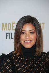 Gina Rodriguez – Moet Moment Film Festival in Los Angeles 1/4/ 2017