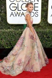 Giuliana Rancic – Golden Globe Awards in Beverly Hills 01/08/ 2017