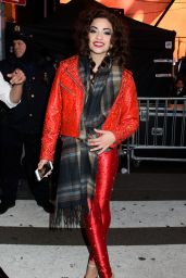 Gloria Estefan & Ana Villafane - Times Square New Years Eve 2017 in NYC 12/31/ 2016